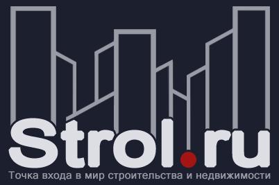 Оффициальный логотип строительного портала STROL.ru